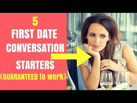Blind date conversation topics
