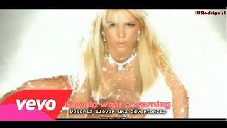 Britney Spears - Toxic [Lyrics y Subtitulos en Español]