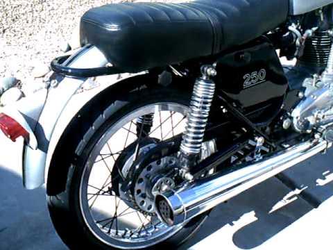1971 Ducati Cafe Racer Vintage