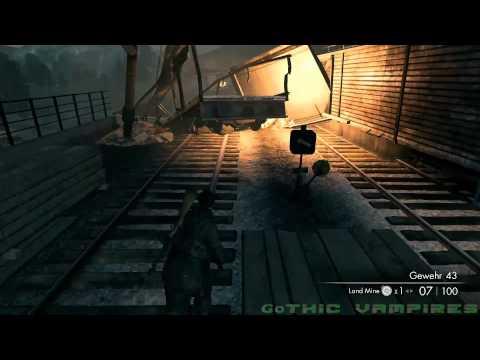 Sniper Elite v2 - 10. Kopenick Launch Site