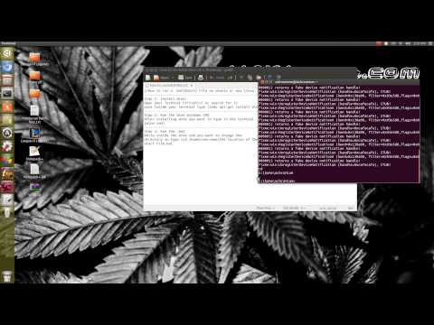 how to create batch files in ubuntu