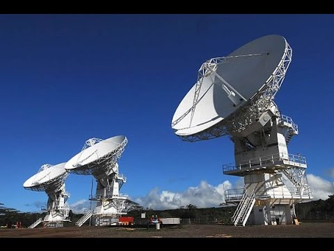 DRONE EXPLORATION OF MILITARY ANTENNA INSTALLATION OUTPOST