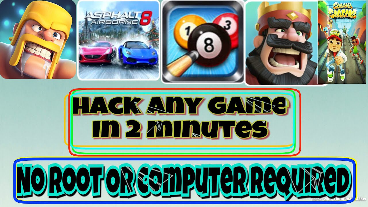 Download How to hack any game in android in 2 minutes with proof ( no root or no computer required) 2017!! I