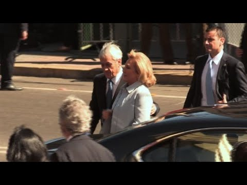Chile : Bachelet hands over presidency to Piñera