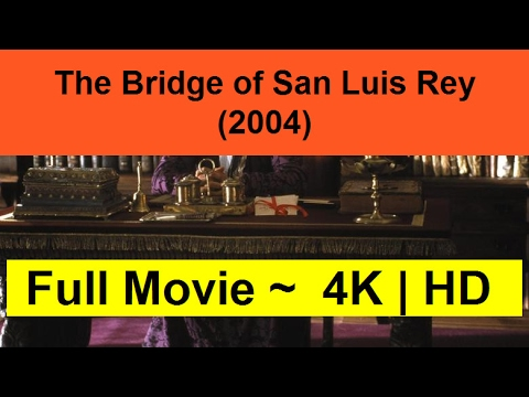 Bridge of san luis rey thesis