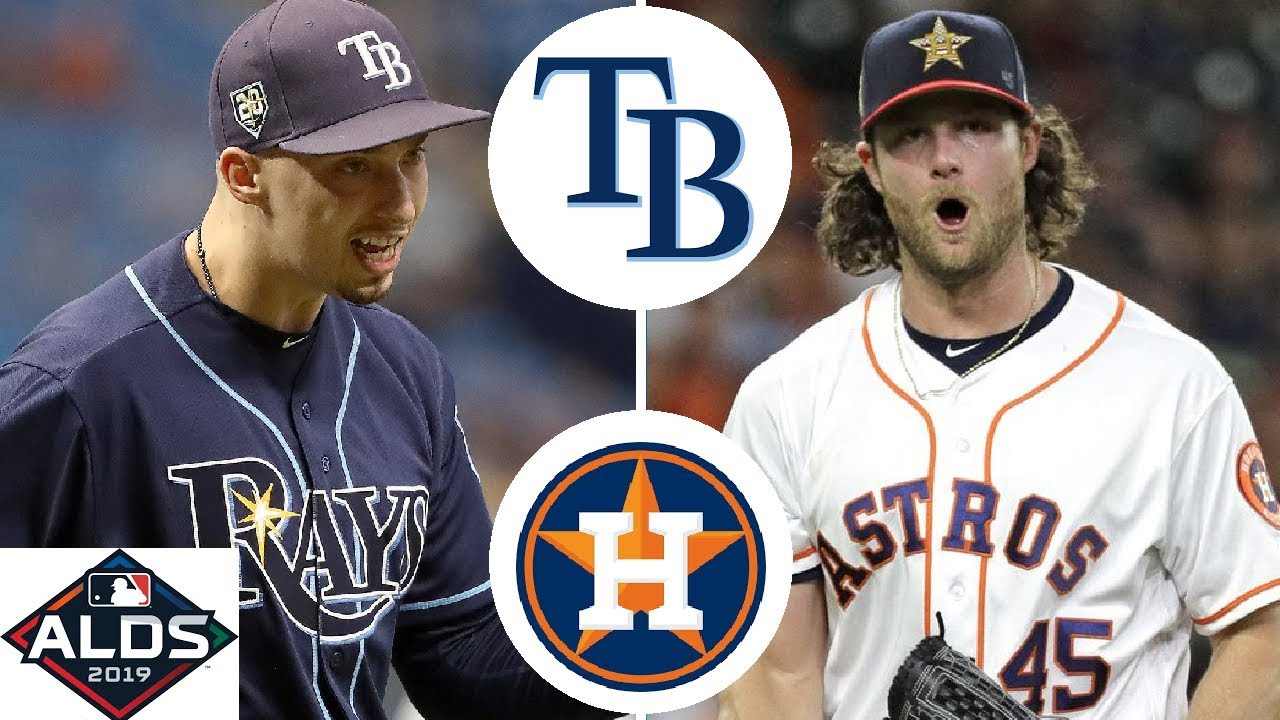 Astros 2019 >> Tampa Bay Rays Vs Houston Astros Highlights Alds Game 2 2019