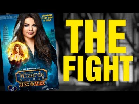 The Wizards Return: Alex Vs Alex - Good Alex vs Bad Alex Fight (Clip)