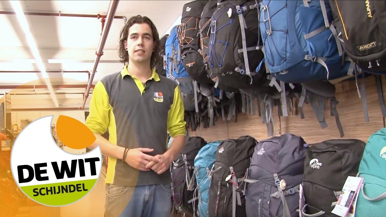 d6ee2b46910a02 Rugzak of backpack kopen - Waar moet ik op letten - De Wit Schijndel -  YouTube