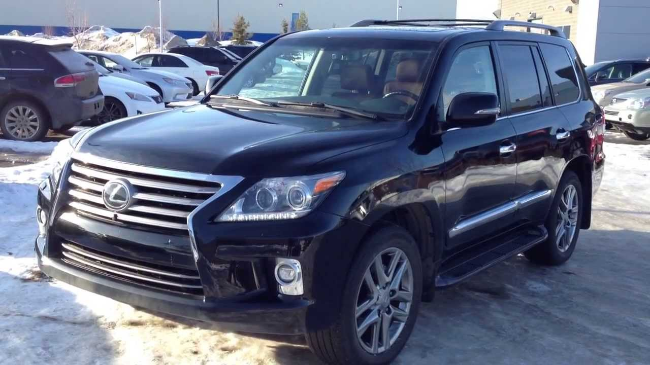 2014 lexus lx 570 4wd executive demo ultra premium package review youtube