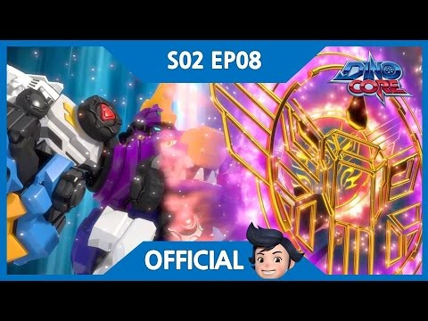 Thumbnail: [DinoCore] Official | A mysterious galaxy stone contains a powerful source. | Robot | Season 2 EP08
