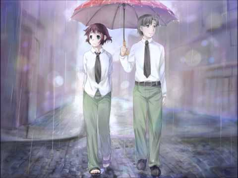 Katawa Shoujo OST - Raindrops and Puddles
