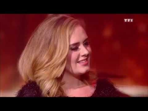 Adele Accepts NRJ Honor Award