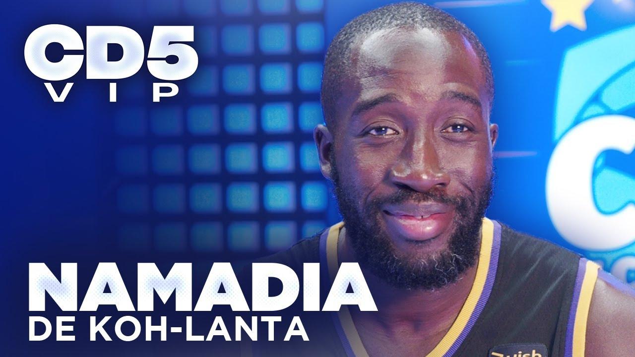 Download Namadia de Koh-Lanta : « J'ai fait le tour du monde pour être footballeur pro ! » - CD5 VIP