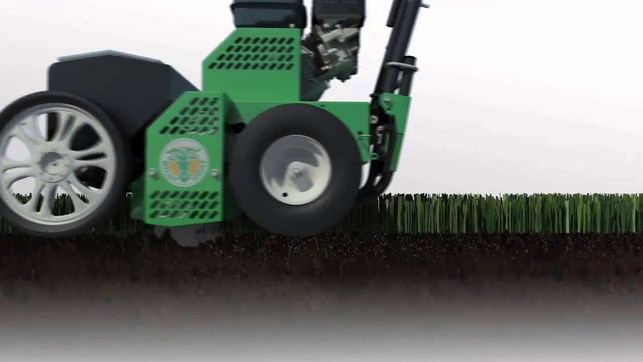 How Does Overseeding And Mechanical Seeder S Work For Gr Seeding