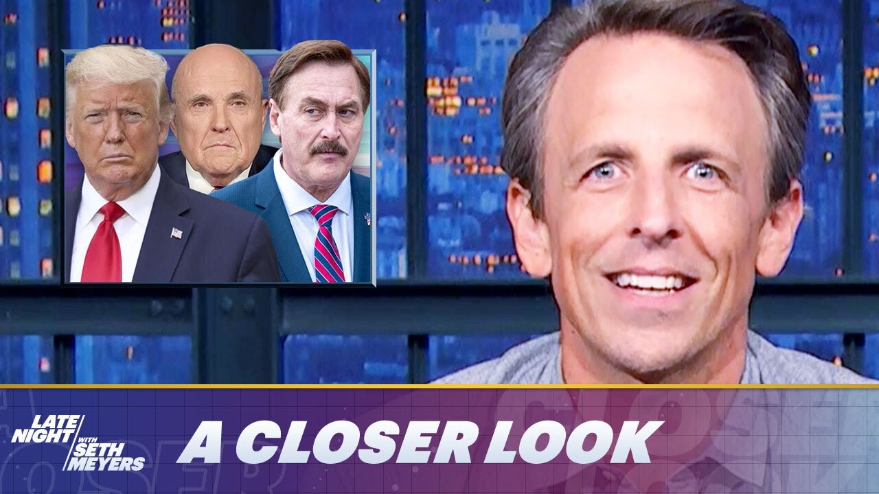 Download Rudy Giuliani Drowns in Legal Bills; Mike Lindell Melts Down at Cyber Symposium: A Closer Look