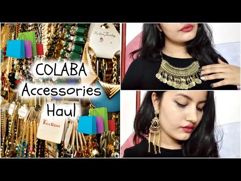 COLABA SHOPPING HAUL || Accessories Haul