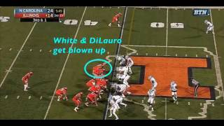 Illinois vs. UNC offense breakdown