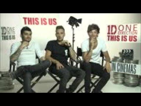 One Direction: This Is Us - Zayn Malik & Liam Payne Intv