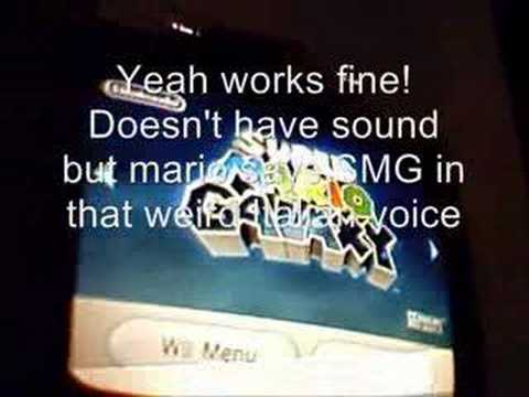 Super Mario Galaxy - Error #001