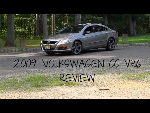 Volkswagen CC VR6 Review (1 year of ownership)