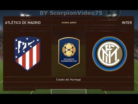 Atletico Madrid Vs