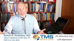 Do stimulants help with depression Stimulants for treatment resistant depression