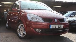 Renault Scenic 2003 - 2009 review | CarsIreland ie