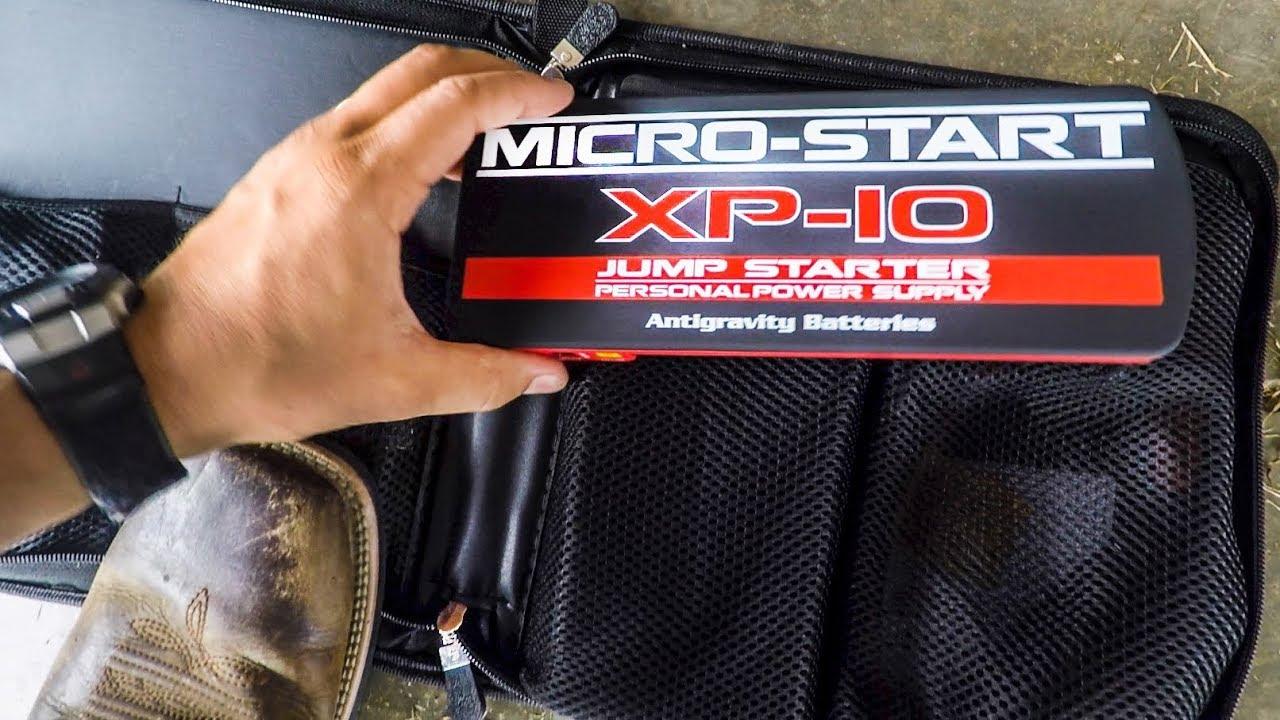battery jump starter test 6 months micro start xp 10. Black Bedroom Furniture Sets. Home Design Ideas