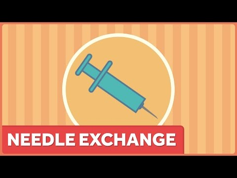Needle Exchanges Help Curb Disease, but Legislators Don't Like Them