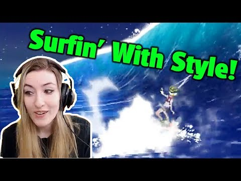 SURF'S UP! Pokemon Ultra Sun Egglocke | Ep 10