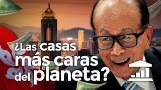 ¿Por qué HONG KONG tiene las CASAS MÁS CARAS del MUNDO? - VisualPolitik