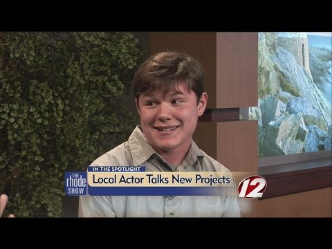 Local actor talks new projects