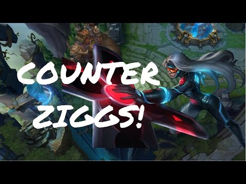 Ziggs Counters  Counter Picking Stats for Ziggs by
