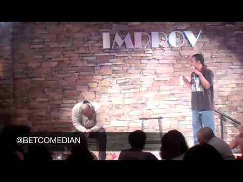Comedian Shawn Harris