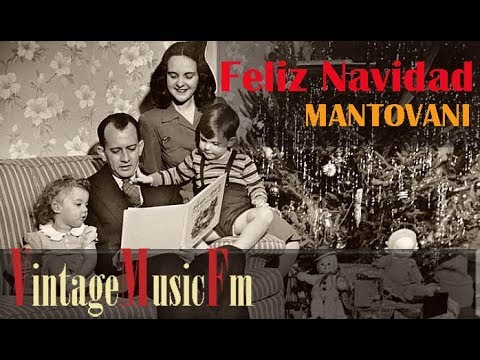 Merry Christmas, Songs With Mantovani & His Orchestra, Canciones De Navidad