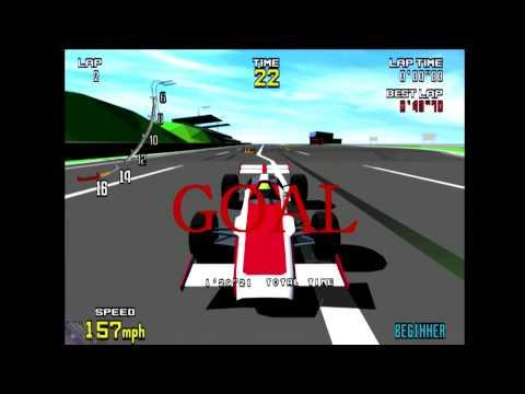 Virtua Racing - F1 70