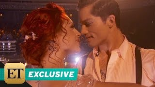 EXCLUSIVE: How Sharna Burgess & Bonner Bolton Learned to 'Move as One' During 'DWTS' Viennese Wal…
