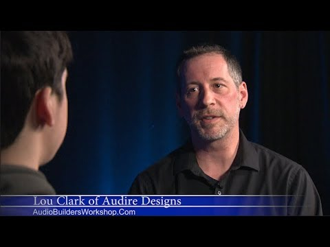 Acoustics - Studio Design - Lou Clark - ABW Interviews