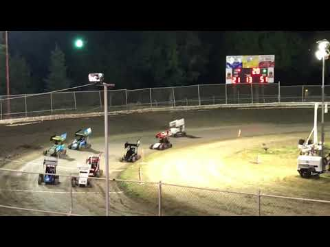 Plaza Park Raceway 4/26/19 Jr Sprint Main Ty