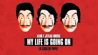 Baixar JetLag Music - My Life Is Going On | Alok, Jetlag Music, Cecília Krull, HOT-Q, WADD Remix
