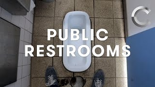 Around the World | Public Restrooms | Ep 2