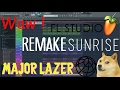 Jillionaire, Fuse ODG & Fatman Scoop - Sunrise [REMAKE + FLP]
