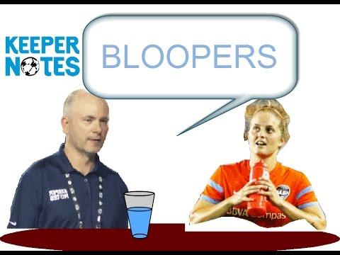 Keeper Notes Bloopers - Ellie Brush