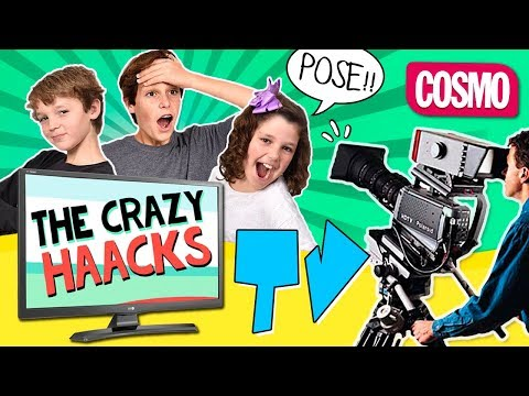 📺  ¡¡Salimos en la Tele!! 📺  Nos graban para COSMOPOLITAN TV 🎥 Así es un dÍa de GRABACIÓN para TV
