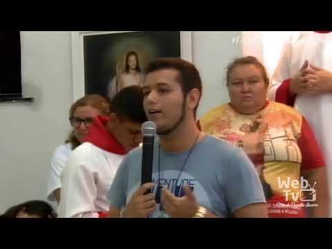 Assista Agora à 7ª Novena E8m Honra A São Sebastião Direto Da Comunidade De Campo Lindo Reriutaba-CE