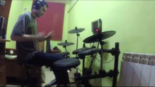 Sepultura - We who are not as others - Drum cover (2nd attempt)