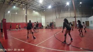 2017 hthcv men s varsity volleyball vs women s varsity volleyball part 2 of 20