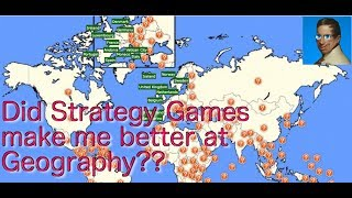 Did Strategy Games Improve my Geography Knowlege? (Sporcle Countries of the World)