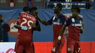 Match Highlights: Chicago Fire 1:2 Montreal Impact