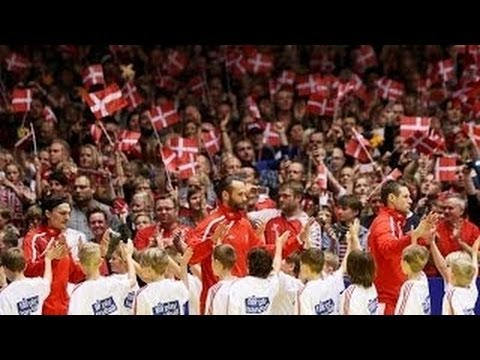 EHF EURO 2014 | DENMARK vs FYR MACEDONIA - Preliminary Round (Group A)